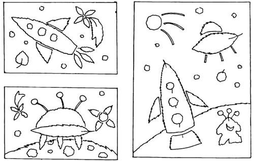 Шаблоны картинок для техника принта листьями на бумаге
