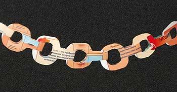 """Новогодние поделки из цветной бумаги своими руками """" AvaStek.ru - Статьи, обзоры, авто новости. Общество и политика"""