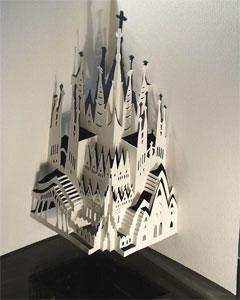 Киригами архитектура
