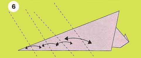 Оригами утка-мандаринка