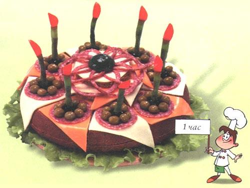 Бутербоды - День рождения