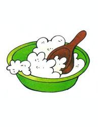 Приготовление фруктового салата. Шаг 1