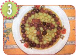 Делаем виноградное желе. Шаг 3