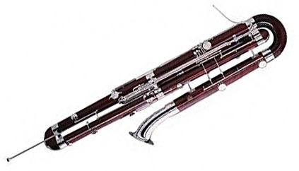 фагот фото музыкальный инструмент