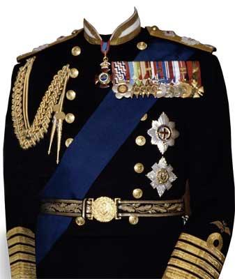 Исторические военные костюмы