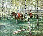 Богданов-Бельский Николай Петрович (1868-1945). На работу. 1921