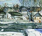 Бродский Исаак Израилевич (1883-1939). Весна. 1914