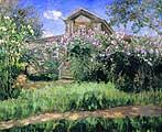 Бялыницкий-Бируля Витольд Каэтанович (1872-1957). Дача в саду