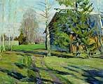 Виноградов Сергей Арсеньевич (1870-1938). Весна. 1911
