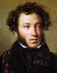 пушкин биография для детей