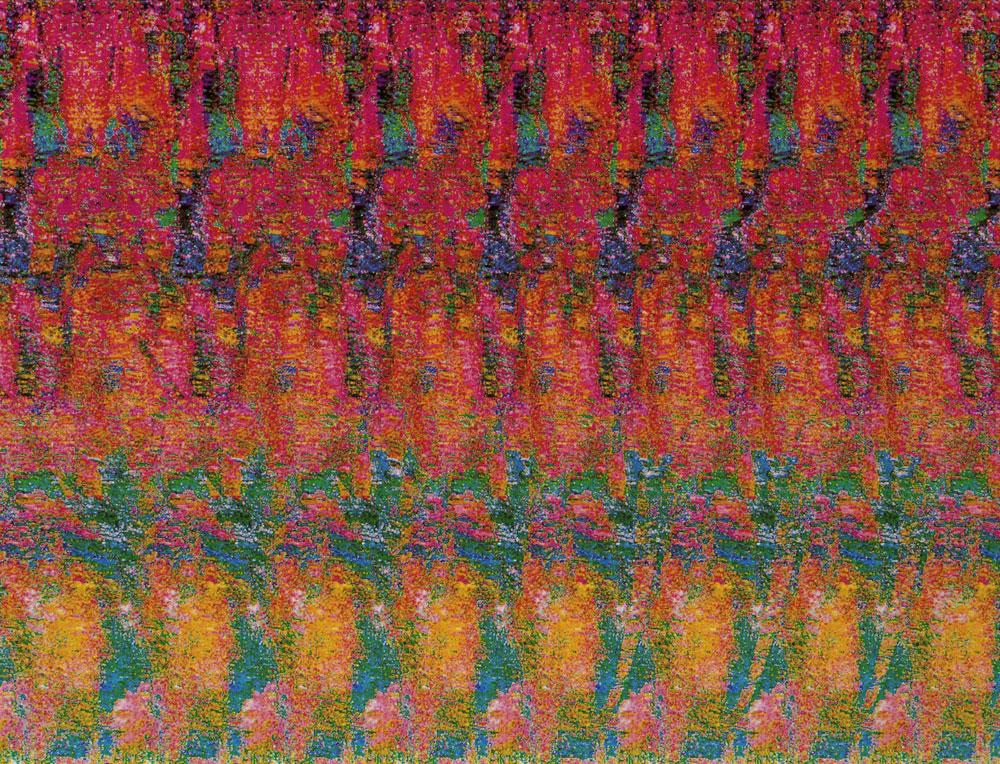 волшебный глаз 3d картинки