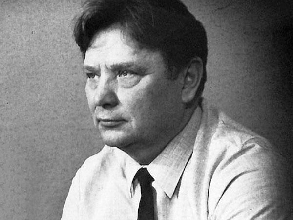 Белорусский поэт Максим Танк
