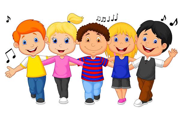 Песни о мире и войне, дружбе и счастливом детстве