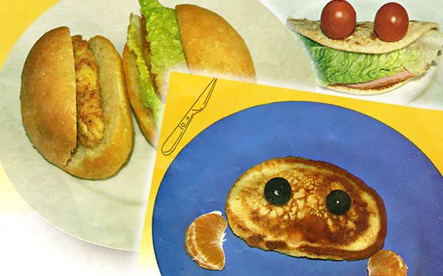 Идеи весёлых блюд к завтраку