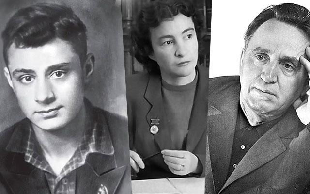 Стихи поэтов-участников Великой Отечественной о войне